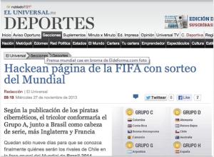 Prensa mundial cae en broma de Eldeforma.com
